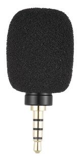 Micrófono Andoer Ey-630a P/móvil/teléfono Inteligente Negro