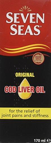 Aceite De Hígado De Bacalao Seven Seas Liquid - Traditional
