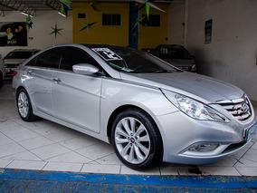 Hyundai Sonata Gls 2012 Top C/teto,periciado,troco!