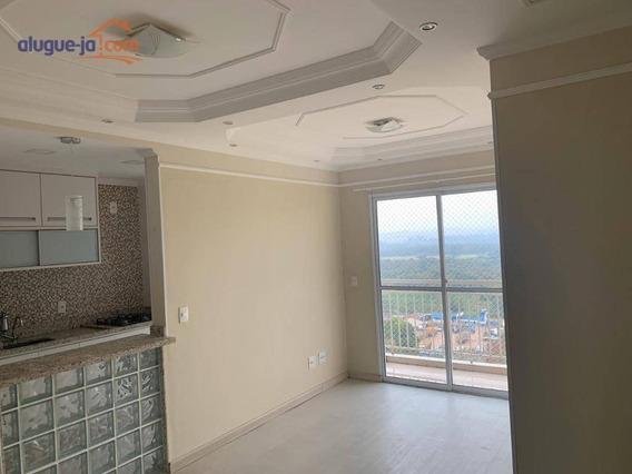 Apartamento Com 2 Dormitórios À Venda, 57 M² Por R$ 220.000,00 - Vera Cruz - Caçapava/sp - Ap8635