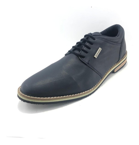 Zapato De Vestir De Cuero Juhano