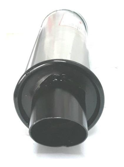 Abafador Escapamento Esportivo Universal Turbo