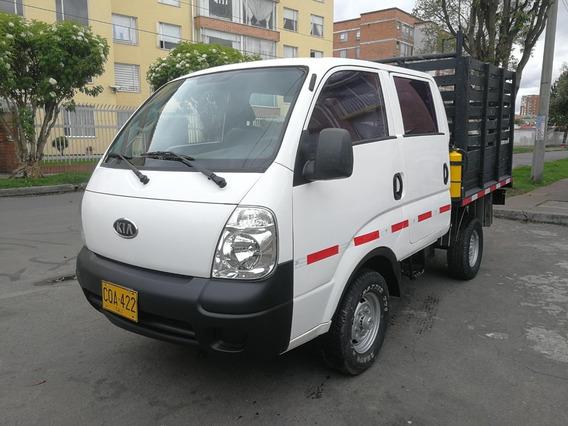 Kia K2700 Mt2700cc Blanco Dh 4x4 Diesel