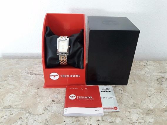 Relógio Feminino Technos Five, 1l22 Dz, Na Caixa, Manual!