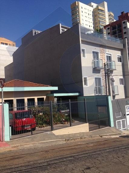 Apartamento Para Venda, 2 Dormitórios, Centro - Santo André - Santo André - 4409
