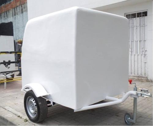 Isotérmico Para Transporte De Alimentos O Para  Camping