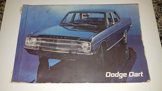 Manual Dodge Dart 1970