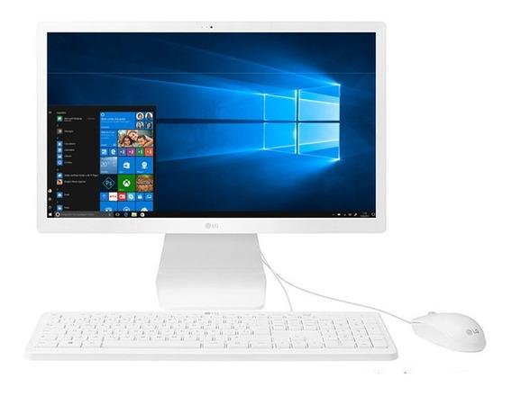 Computador Lg All In One 22v270-lbj31p1 Intel Celeron | Novo