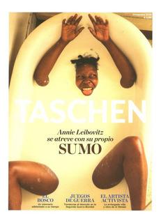 Revista Taschen. Annie Leibovitz. En Español. 2014