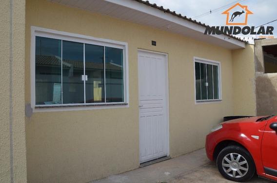 Casa Residencial Para Locação, Capela Velha, Araucária. - Ca1201