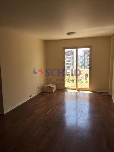 Imagem 1 de 14 de 03 Dormitórios, Sendo 01 Suíte E 01 Vaga  - Mr64642