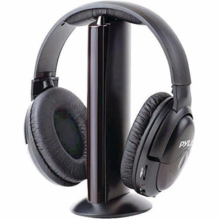 1 - Sistema De Auriculares Inalámbrico Profesional 5-en-1 C