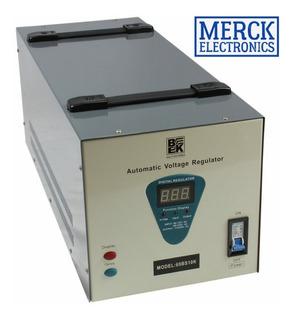 Regulador Voltaje Convertidor 10kva 10000va 6000w Monofase