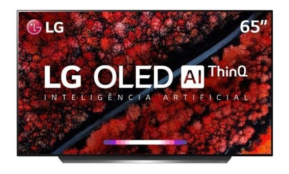Smart Tv Oled 65 Uhd 4k LG Oled65c9psa Prata Bivolt Pix90