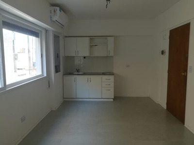 Monoambiente En Alquiler Recoleta Av. Santafe 2365