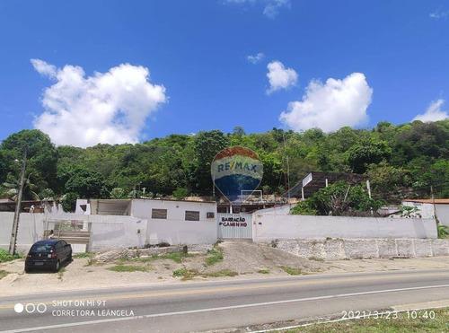 Imagem 1 de 17 de Granja Com Galpão E 6 Casas À Venda Em Felipe Camarão - Natal/rn - Ch0009