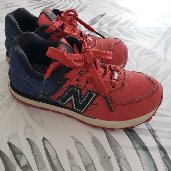 Zapatillas New Balance Spiderman