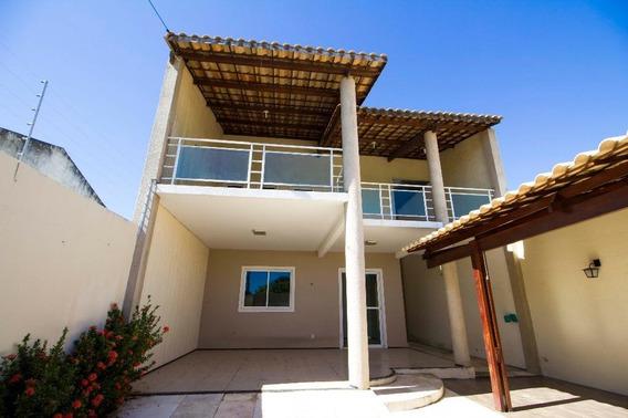 Casa Com 4 Dormitórios À Venda, 206 M² Por R$ 449.000,00 - Maraponga - Fortaleza/ce - Ca0245