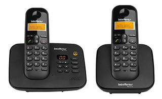 Kit Telefone Sem Fio Ts 3130 + 1 Ramal Ts 3111 Intelbras
