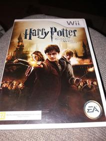 Harry Potter E As Reliqueas Da Morte Parte 2 Wii