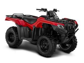 Honda Cuatriciclo Trx 420 Tm 0 Km Centro Motos
