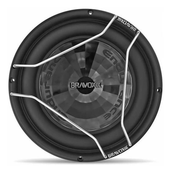 Subwoofer Bravox Endurance E2k12 D2 Bobina Dupla 2 Ohms 800w
