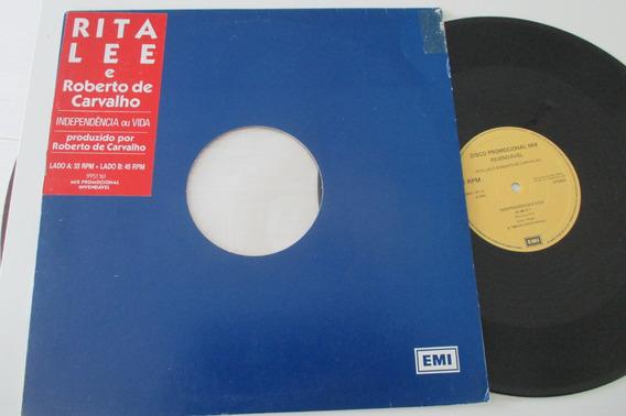 Rita Lee E Roberto De Carvalho, Lp Promo Mix ,1989