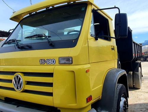 Caminhão Caçamba Basculante Toco Vw 15.180