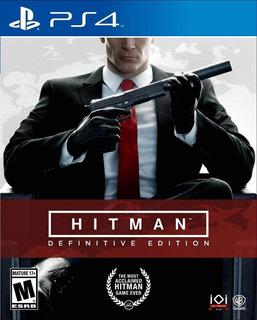Hitman Definitive Edition Ps4 (en D3 Gamers )