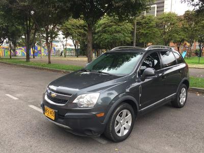 Chevrolet Captiva Sport Gris 2011