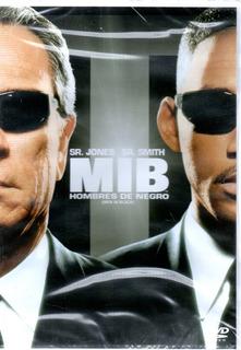 Mib Hombres De Negro - Dvd Nuevo Original Cerrado