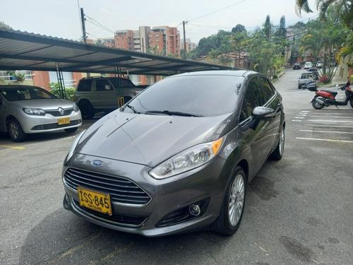 Ford Fiesta 2016 1.6 Sportback Titanium
