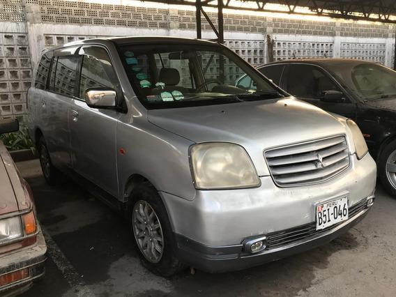 Mitsubishi Dion Año 2000 Gasolina/gnv