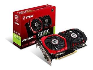 Tarjeta Grafica Msi Gaming Geforce Gtx 1050 Ti 4gb Gdrr5 128
