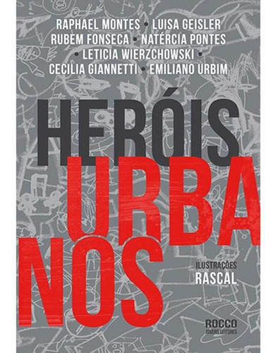 Imagem 1 de 1 de Heróis Urbanos