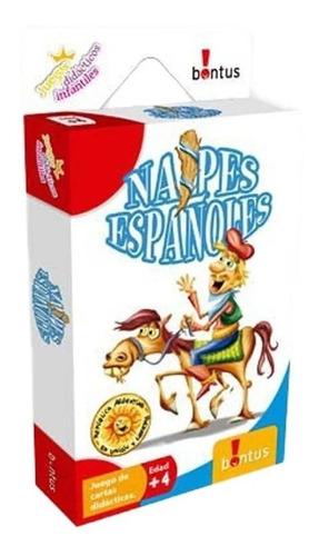 Juego De Cartas Naipes Españoles Bontus Varios Juegos