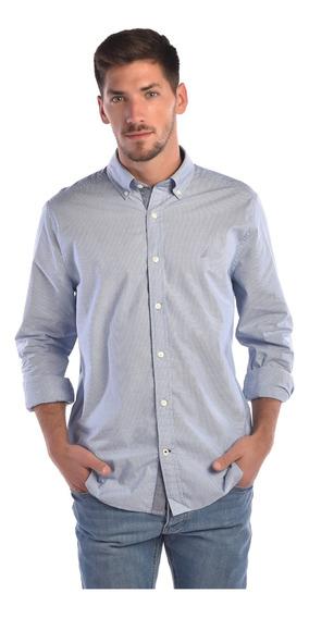 Camisa Nautica 83117w Hombre