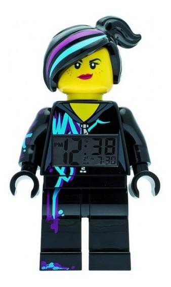 Reloj Despertador Lego Wyldstyle