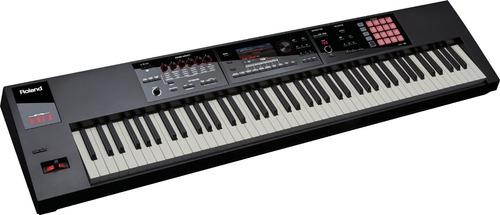 Imagen 1 de 6 de Teclado Sintetizador Roland Fa 08 88 Teclas