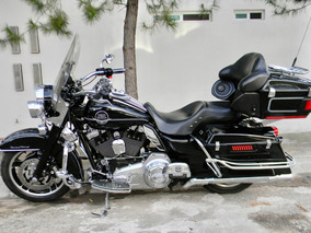 Road King Police 1700 Cc Modelo 2009 Unica!!!!
