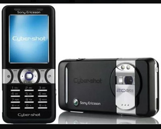 Último Sony Ericsson Cybershot K550i Nuevo
