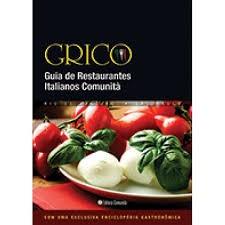 Livro Guia De Restaurantes Italianos Comunitá