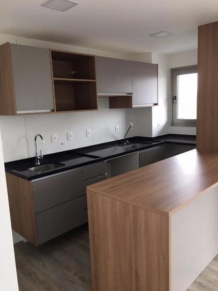 Excelente Apartamento À Venda, Vila Madalena, São Paulo. - Ap0811