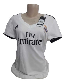 Camisa adidas Real Madrid - Feminina