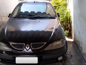 Renault Megane Sedan 2.0 16v Rxe 4p