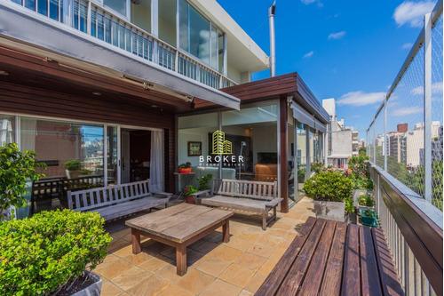 Imagen 1 de 19 de Apartamento Penthouse Duplex Punta Carretas 4 Dormitorios