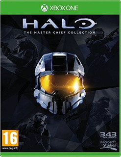 Microsoft Halo The Master Chief Collection Xbox One