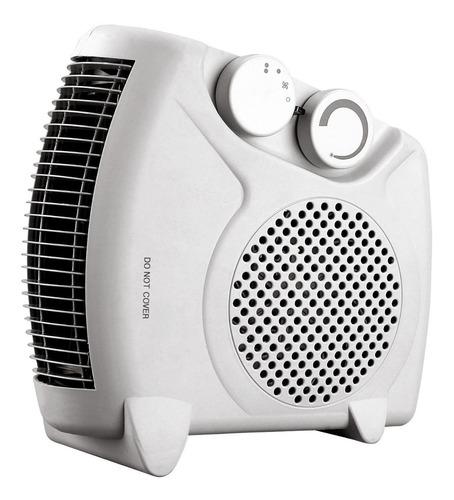 Imagen 1 de 10 de Caloventor Calefactor Estufa Electrica Termostato Winco W116