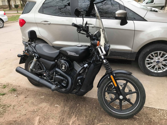 Harley Davidson Street 750 2018 - Impecable!!!