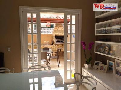 Sobrado Com 2 Dormitórios À Venda, 120 M² Por R$ 580.000 - Demarchi - São Bernardo Do Campo/sp - So0696